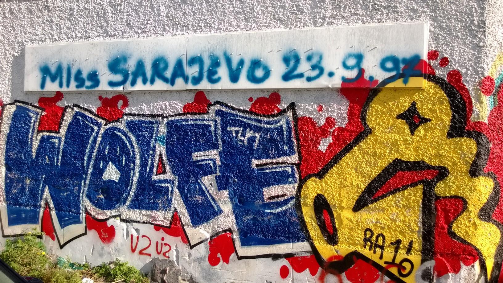 grafitisarajevo