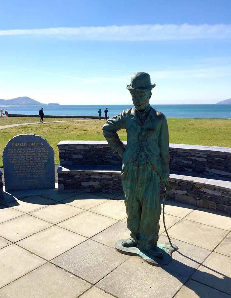 08_Charlie_Chaplin_Statue_In_Waterville