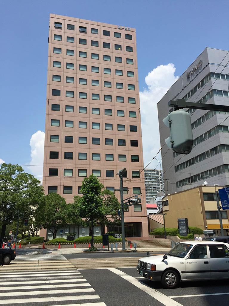06-Hiroshima-Near-Hotel