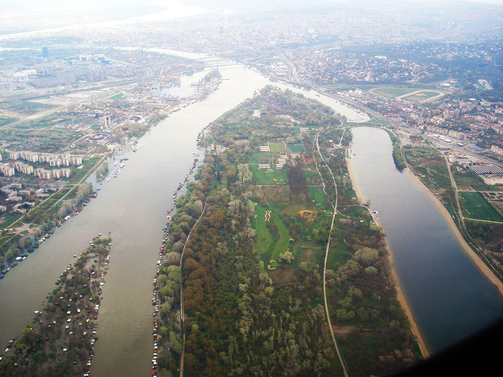 Belgrade-From-Above
