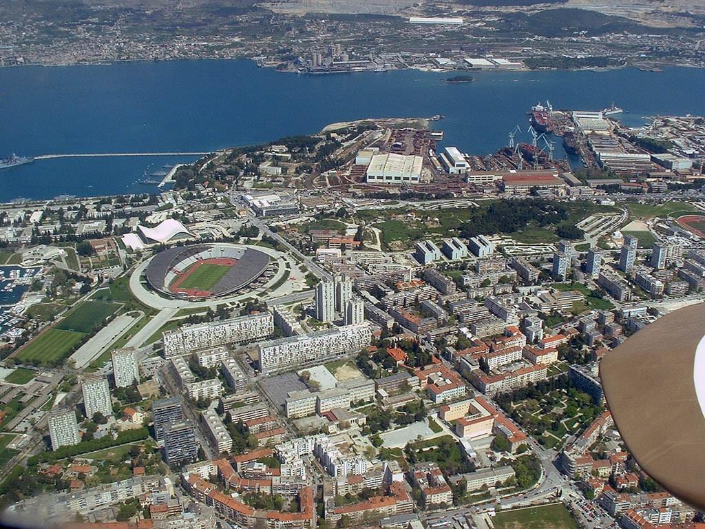 Poljud-Split-Croatia