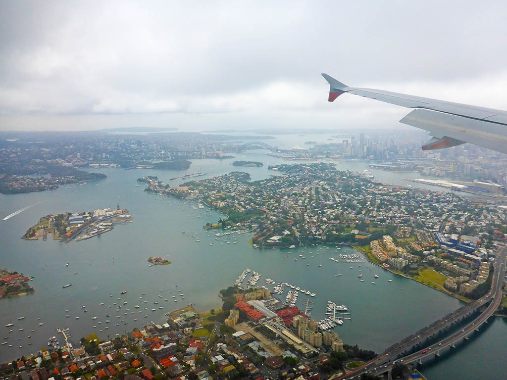 Sydney-From-The-Air