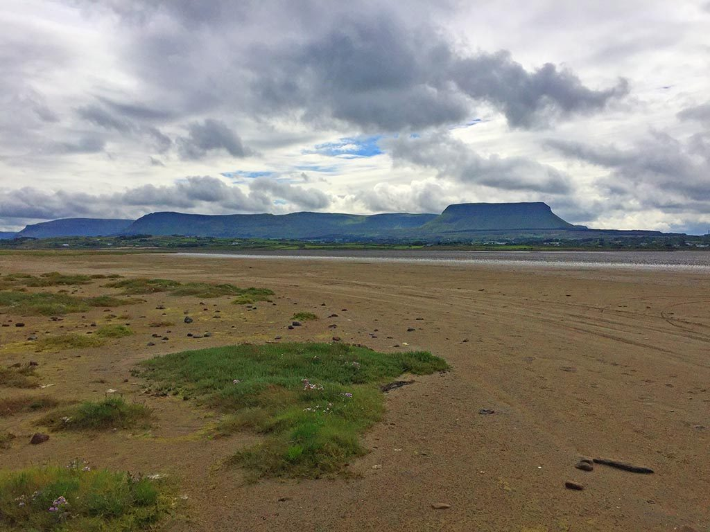 11-Benbulbin-from-Streedagh-Point-In-Sligo-Ireland